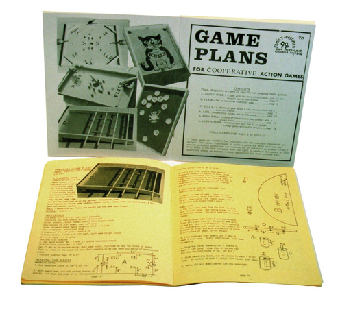Family Pastimes Action Game Plans