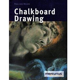 Mercurius Chalkboard Drawing