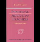 Steiner Books Practical Advice To Teachers: Fourteen Lectures (GA 294)