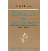 Steiner Books Education For Adolescents: (CW 302)