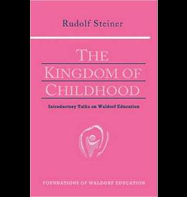 Anthroposophic Press The Kingdom Of Childhood: Introductory Talks On Waldorf Education (GA 311)