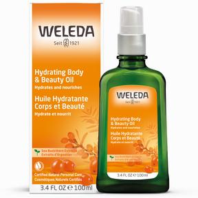 Weleda Body Oils - Hydrating Sea Buckthorn Body Oil