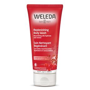 Weleda Bath Care - Pomegranate Creamy Body Wash