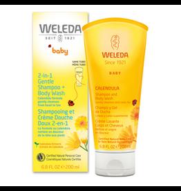 Weleda Baby Care - Calendula Shampoo and Body Wash