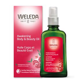 Weleda Weleda - Pomegranate Awakening Body Oil