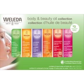 Weleda Body Oil Essentials - Starter Kit