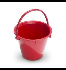 Mercurius Rolf bucket - red