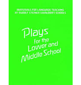 Padagogische Forschungsstelle Plays for the Lower and Middle School