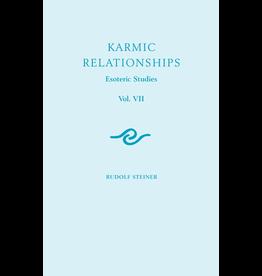 Rudolf Steiner Press Karmic Relationships 7: Esoteric Studies (CW 239)