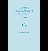 Rudolf Steiner Press Karmic Relationships 8: Esoteric Studies (CW 240)
