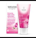Weleda Facial Care - Renewing Night Cream, Wild Rose