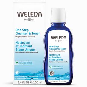 Weleda Facial Care - One Step Cleanser & Toner