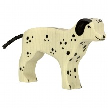 Holztiger Dog, Dalmatian