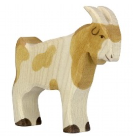 Holztiger Billy-goat