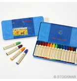 Stockmar Stockmar Stick Crayons 16 Assorted