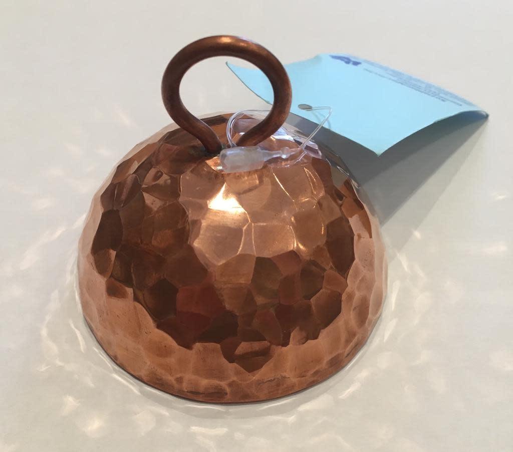 Mercurius Bell copper diam approx. 62mm