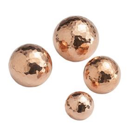 Mercurius Eurythmy copper ball - spring mounted - 54mm