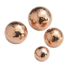 Mercurius Eurythmy copper ball - spring mounted - 10313  54mm