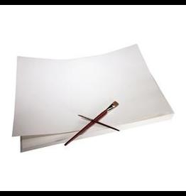 Mercurius Heavy painting paper white 200grs 50x70cm 100pk