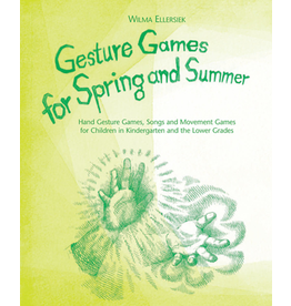 WECAN Press Gesture Games for Spring and Summer