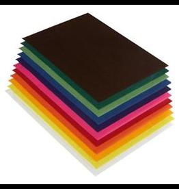 Mercurius Kite paper LARGE 50 x 70cm - assorted, 11 sheets