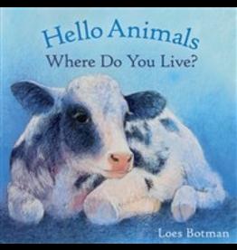 Floris Books Hello Animals, Where do You Live?