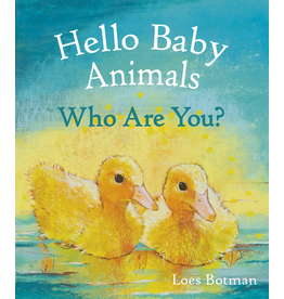 Floris Books Hello Baby Animals, Who Are You?