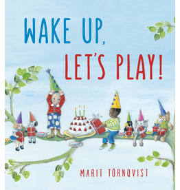 Floris Books Wake Up, Let's Play!