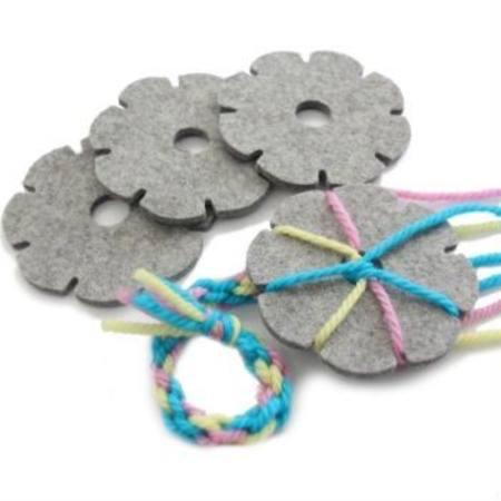 Mercurius Filges Braid Star Knitter