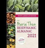 Floris Books The Maria Thun Biodynamic Almanac 2021 North American Edition