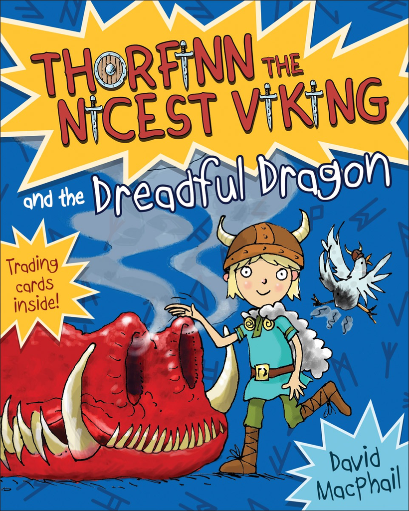 Young Kelpies Thorfinn and the Dreadful Dragon