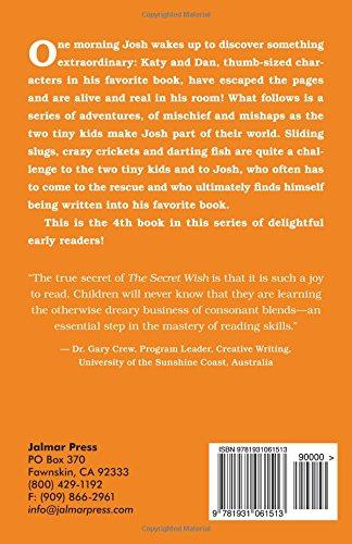 Jalmar Press The Secret Wish (book 3)