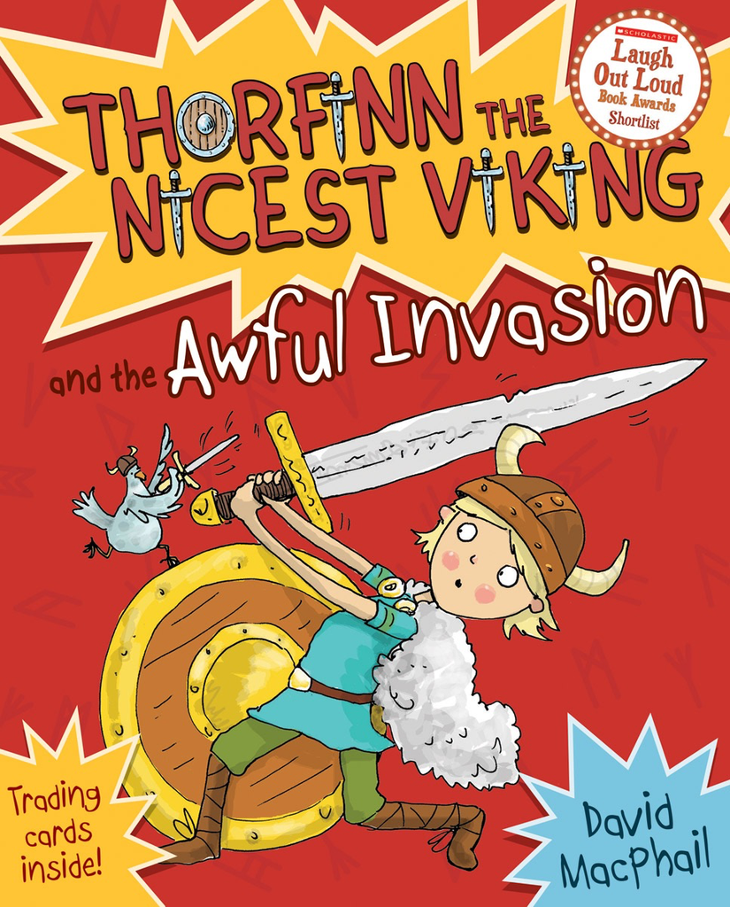 Young Kelpies Thorfinn and the Awful Invasion