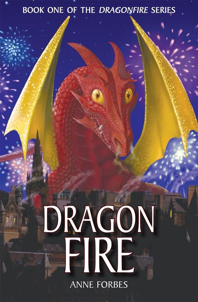 Kelpies Dragonfire (book 1)