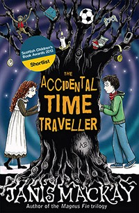 Kelpies The Accidental Time Traveller (book 1)