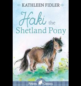 Kelpies Haki the Shetland Pony