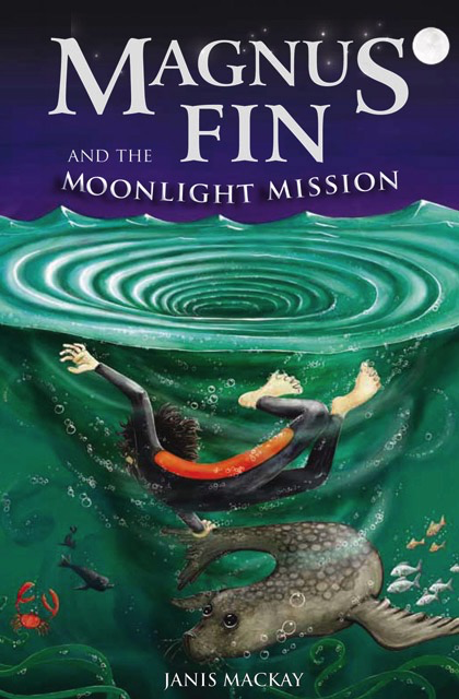 Floris Books Magnus Fin And The Moonlight Mission (book 2)