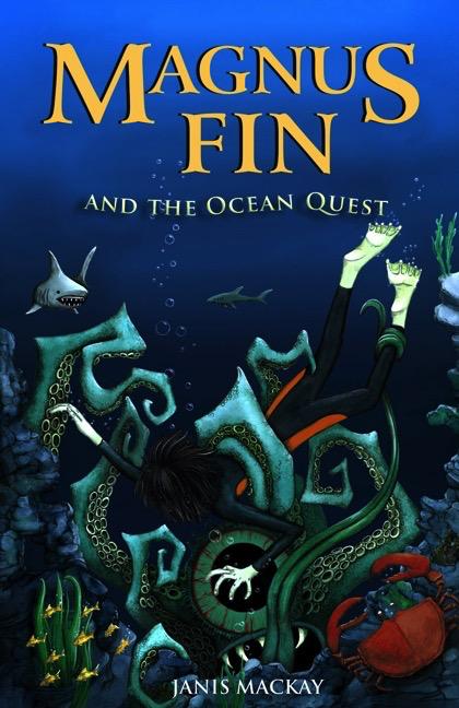 Floris Books Magnus Fin And The Ocean Quest (book 1) 2009