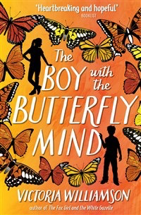 Floris Books The Boy with the Butterfly Mind - hardcover
