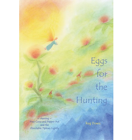 Lightly Press Eggs for the Hunting