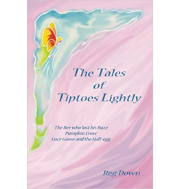 Lightly Press The Tales of Tiptoes Lightly
