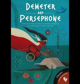 Barefoot Books Demeter and Persephone