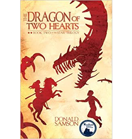 Waldorf Publications The Dragon of Two Hearts: Book Two of the Star Trilogy