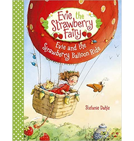 Floris Books Evie and the Strawberry Balloon Ride