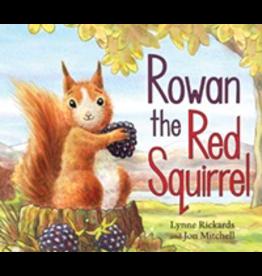 Floris Books Rowan the Red Squirrel