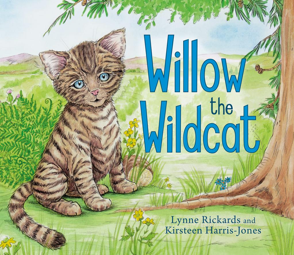 Floris Books Willow the Wildcat