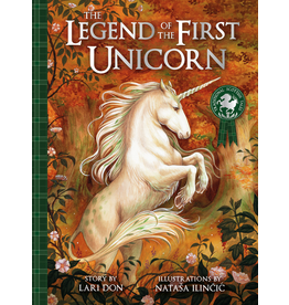 Floris Books The Legend of the First Unicorn
