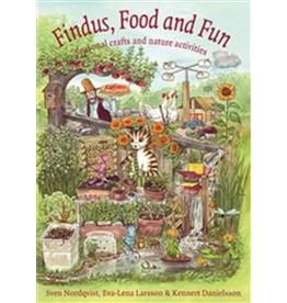 Hawthorne Press Findus Food And Fun: Seasonal Crafts And Nature Activities