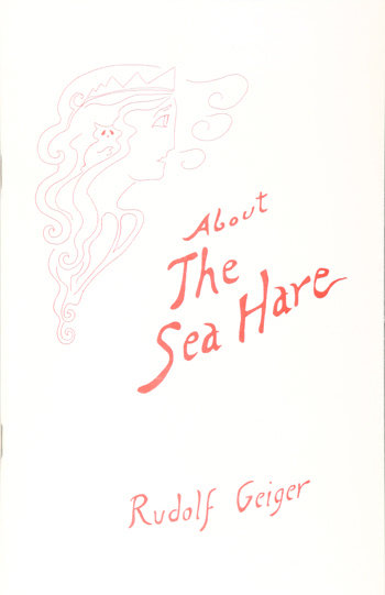 Mercury Press About The Sea Hare: Contemplations on Fairy Tales II