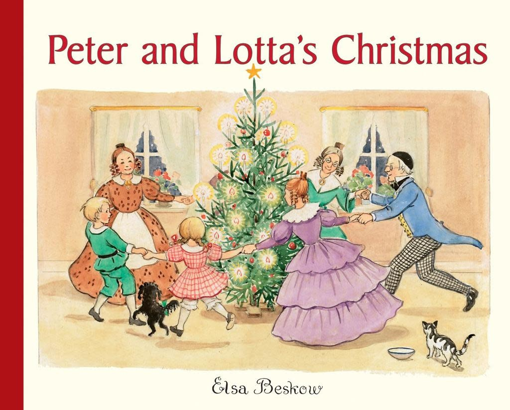 Floris Books Peter And Lotta's Christmas